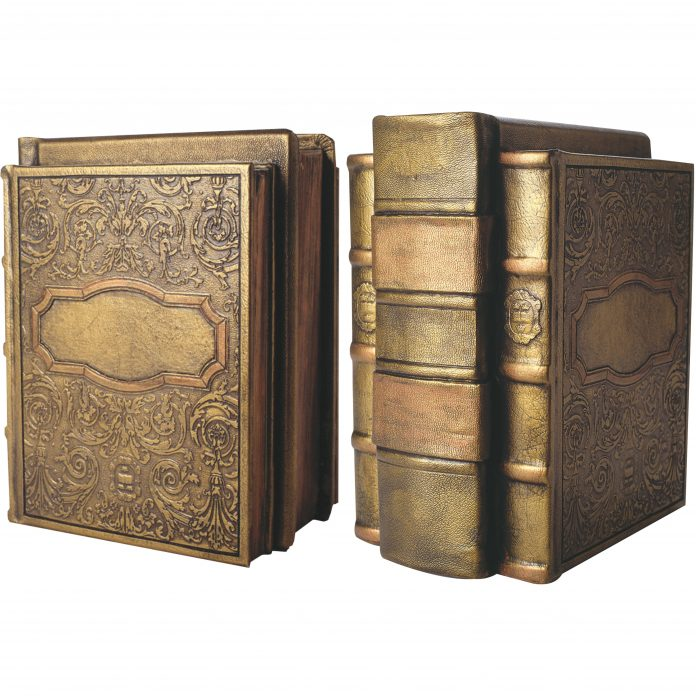 antique journal urn For Cremation