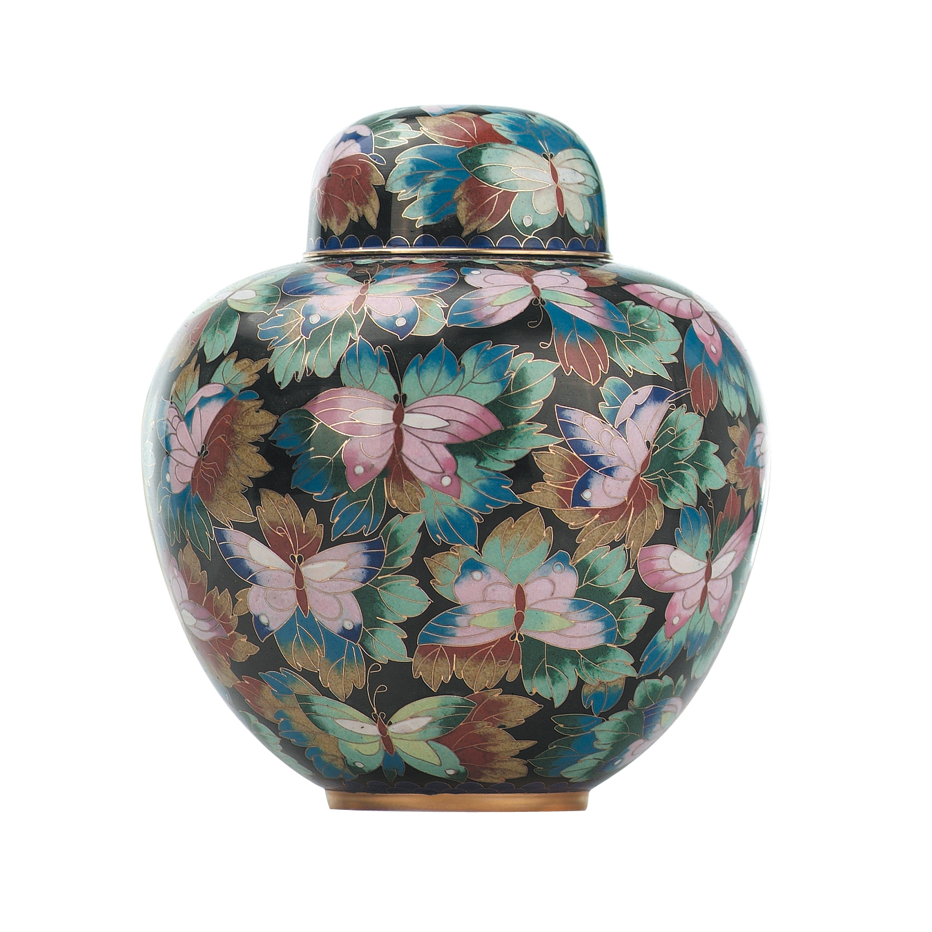 Butterfly Garden Urn For Cremation