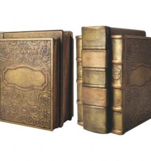 Antique Journals Urn