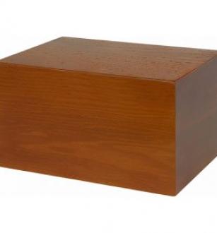 Basic Wood Urn