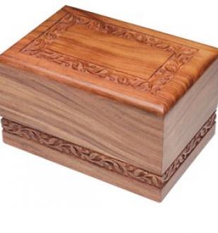Rosewood Urn